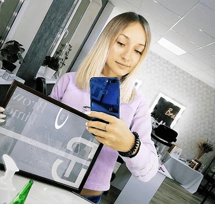 Где сделать брови в Волгограде? Мастер Светалана Бурлудцкая